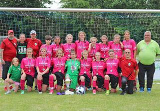B-Junioirinnen: 1.FC Lübars Berlin
