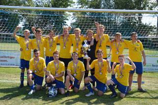 C-Junioren: Eintracht Groß Grönau
