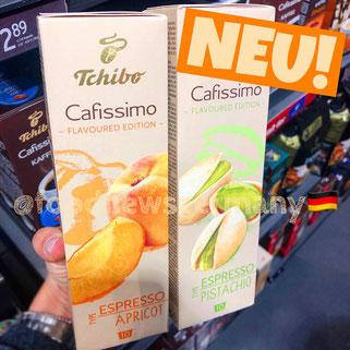 Tchibo Cafissimo Flavoured Edition