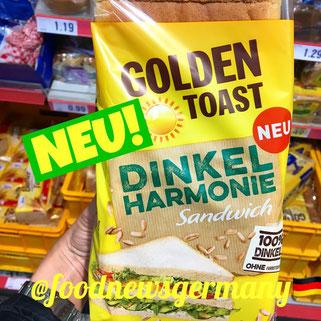 Golden Toast Dinkel Harmonie