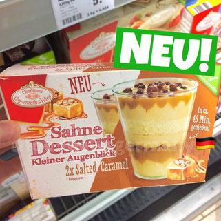 Coppenrath & Wiese Sahne Dessert Kleiner Augenblick Salted Caramel