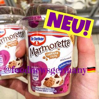 Dr.Oetker Marmorette Cookies & Creme