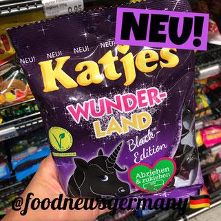 Katjes Wunderland Black Edition
