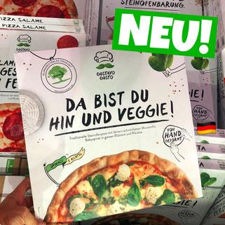 Gustavo Gusto Veggie Pizza