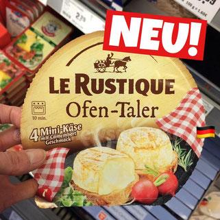 Le Rustique Ofen-Taler