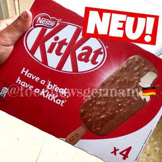 KitKat Eis am Stiel
