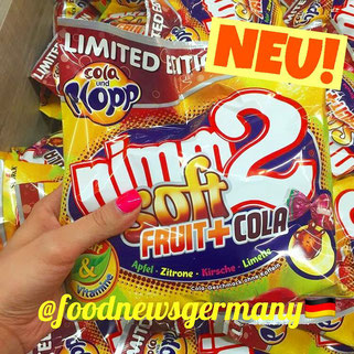 nimm2 Soft fruit + Cola