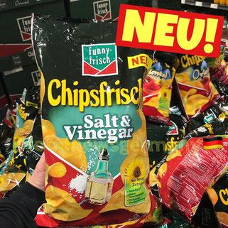 funny frisch Chipsfrisch Salt & Vinegar