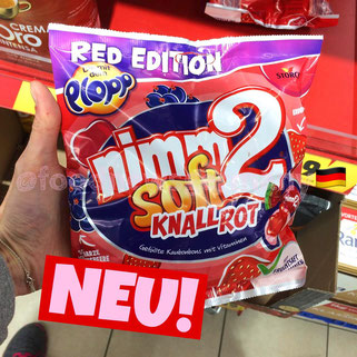 Nimm2 Soft Knallrot Red Edition