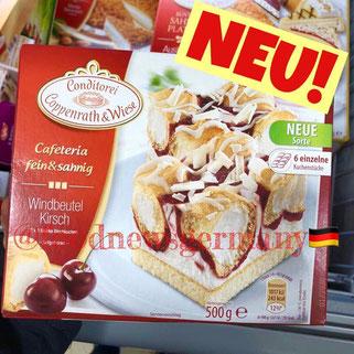 Coppenrath & Wiese Windbeutel Kirsch Kuchen