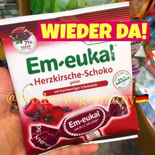 Em Eukal Herzkirsche-Schoko
