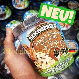 Ben & Jerry's Knusper, Knusper Knäuschen