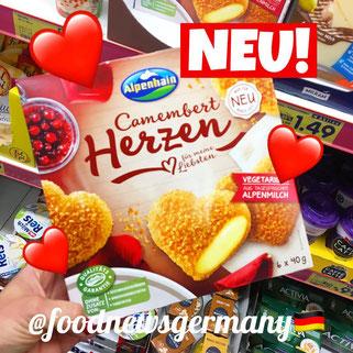 Alpenhain Camembert Herzen