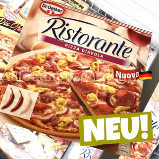 Dr.Oetker Ristorante Pizza Diavola