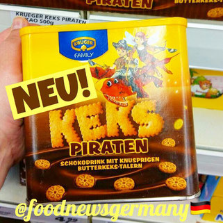 KRÜGER YOU Keks-Piraten Schokodrink