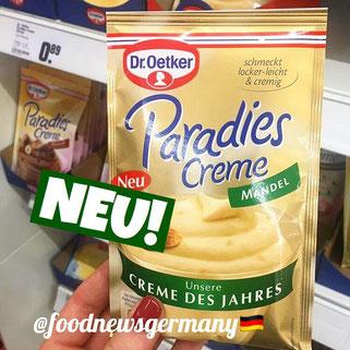 Dr.Oetker Paradies Creme Mandel