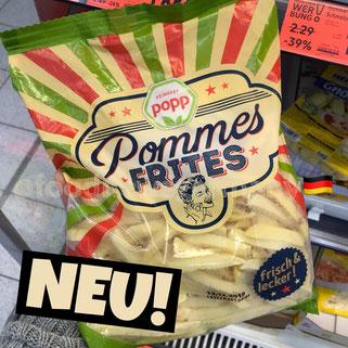 Feinkost Popp Pommes Frites