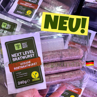 Lidl Next Level Bratwurst