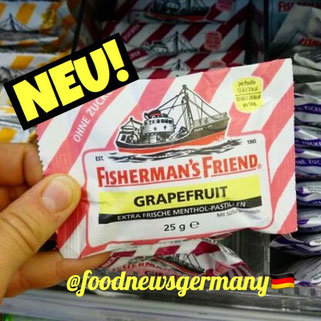Fisherman's Friend Grapefruit