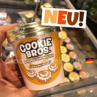 Cookie Bros Keksteig Cinnamon Roll