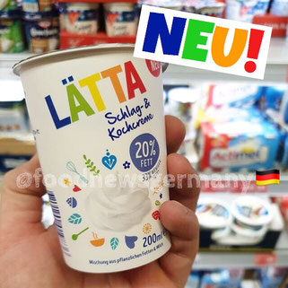 Lotta Schlag- & Kochcreme