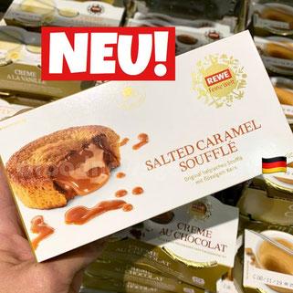 Rewe Feine Welt Salted Caramel Souffle
