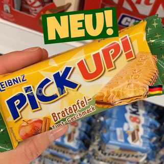 Leibniz Pick Up! Bratapfel-Zimt Geschmack