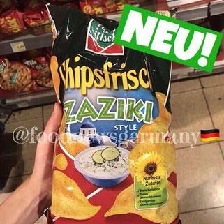 Funny Frisch Chipsfrisch Zaziki