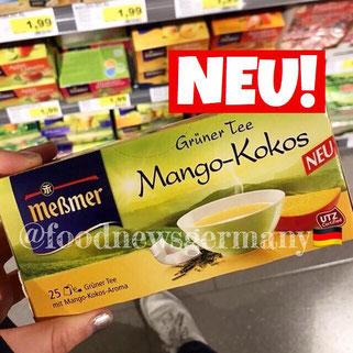 Mesmer Tee Mango-Kokos