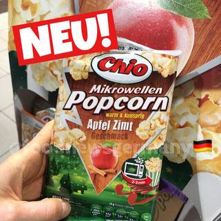 Chio Mikrowellen Popcorn Apfel-Zimt