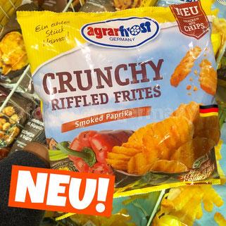 agrarforst Crunchy Riffled Frites