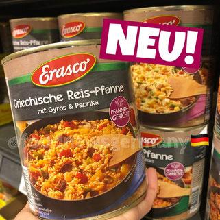 Erasco Griechische Reis-Pfanne