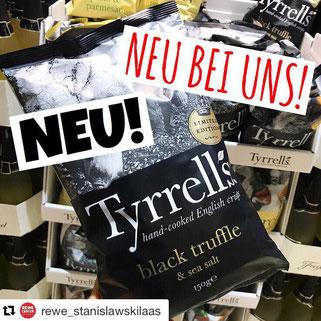 Terrell's black truffle