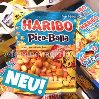 Haribo Pico-Balla Sommer Edition
