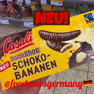 Casali DoubleChoc Schoko-Bananen