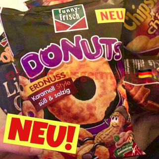 Funny Frisch Donuts