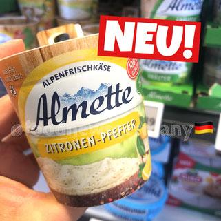 Almette Zitronen-Pfeffer