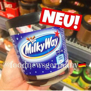 Milky Way Schoko Aufstrich