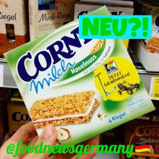 Corny Milch Haselnuss
