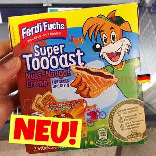 Ferdi Fuchs Super Toooast Nuss-Nougat Creme