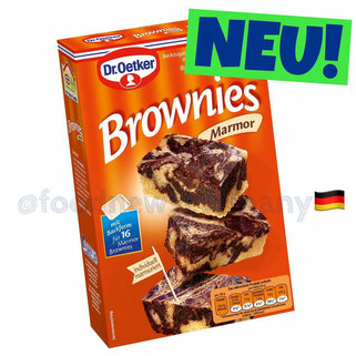Dr.Oetker Backmischung Brownies Marmor