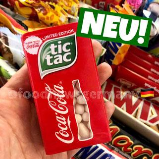 TicTac Coca Cola