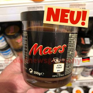 Mars Schokoaufstrich