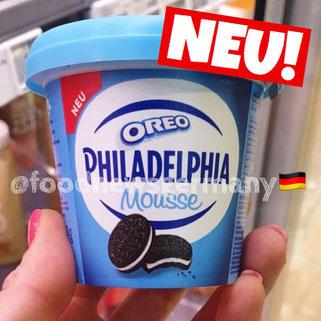 Philadelphia Oreo Mousse