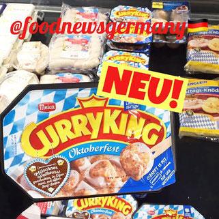 Mecca Curry King Oktoberfest Weißwurst