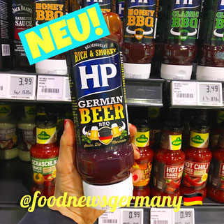HP Sauce German Beer