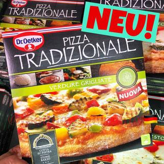 Dr.Oetker Pizza Tradizionale Verdure Grigliate