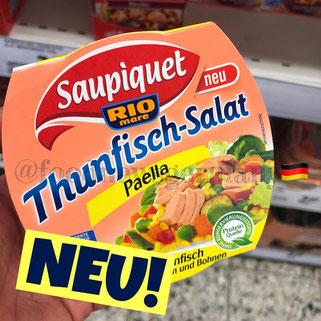 Saupiquet Thunfisch-Salat Paella
