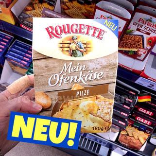 Rougette Mein Ofenkäse Pilze
