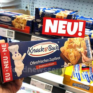 Knack & Back Ofenfrisches Zupfbrot